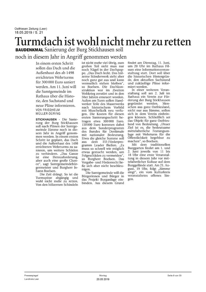 Fehn_Presse_OZ_2019-05-20